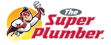 The Super Plumber Logo